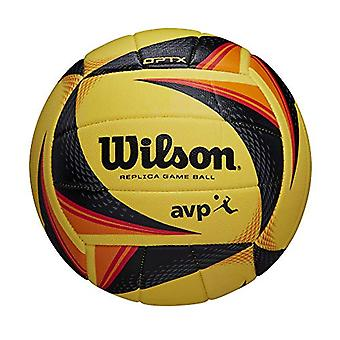 Wilson OPTX Kopi AVP Volleyball Offisiell Gul / Svart