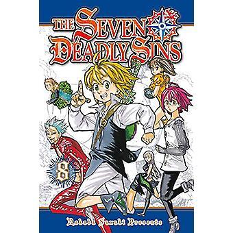 The Seven Deadly Sins 8 de Miki Yoshikawa (Broché, 2015)