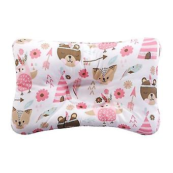 new f baby sleep support and prevent flat head pillow sm17875