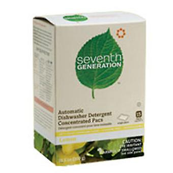 Seventh Generation Automatic Dishwasher Packets, Free & Clear 20 CT