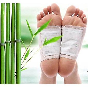 new foot patch bamboo pads patches adhesive foot care tool sm48387