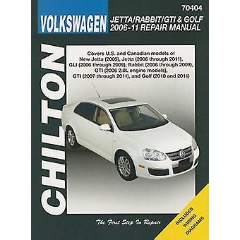 VW JettaRabbitGtiGolf 200611 Chilton door Haynes Publishing