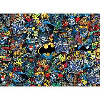Clementoni Batman Impossible Jigsaw Puzzle (1000 Pièces)