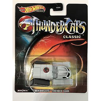 Hot Wheels Premium Thundercats Classic Thunder Tank 1:64 GJR37