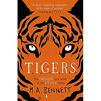 STAGS 4 TIGERS by M A Bennett