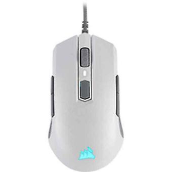 Gaming Mouse Corsair M55 PRO 12400DPI White