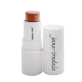 Jane Iredale Glow Time Blush Stick - # Enchanted (Soft Pink Brown With Gold Shimmer For Dark To Deeper Skin Tones) 7.5g/0.26oz