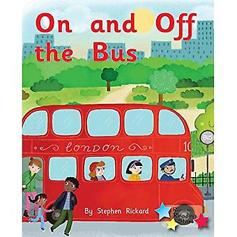 On and Off the Bus (Reading Stars)