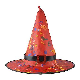 Witch Hat Halloween Party Costume