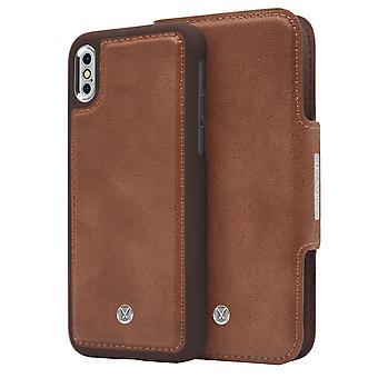 iPhone X/Xs Marvêlle Magnetiskt Skal & Plånbok
