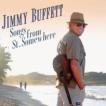 Jimmy Buffett - Songs From st. Somewhere [Vinyl] USA import