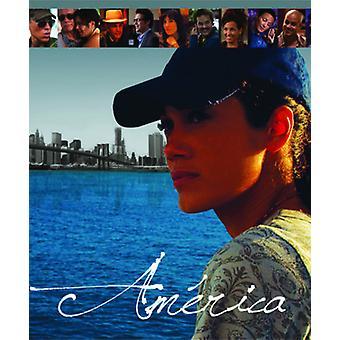 Amerikka [Blu-ray] USA tuoda
