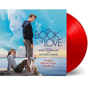 Justin Timberlake - Book of Love / O.S.T. [Vinyl] USA import