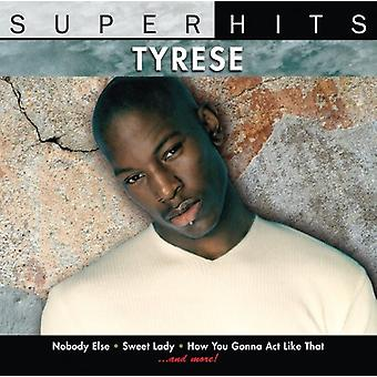 Tyrese - Super Hits [CD] USA import