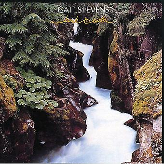 Cat Stevens - retour à la terre [CD] USA import