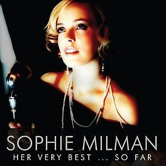 Sophie Milman - Her Very Best So Far [CD] USA import