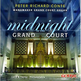 Peter Richard Conte - Midnight in the Grand Court [CD] USA import