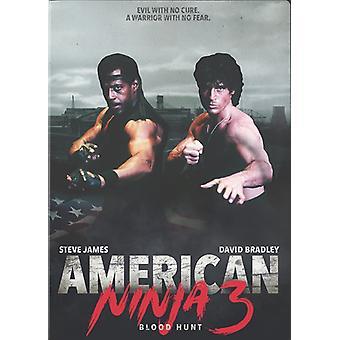 American Ninja 3: Blood Hunt [DVD] USA import