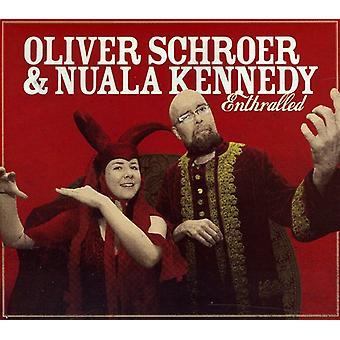 Oliver Schroer & Nuala Kennedy - importation captivé USA [CD]