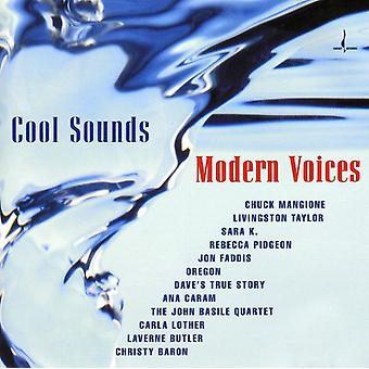 Cool sons dans Modern Voices - sons Cool en importation USA Modern Voices [CD]