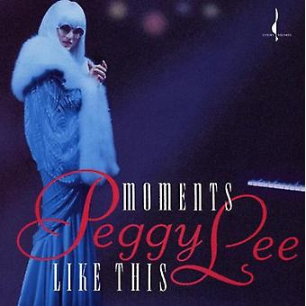Peggy Lee - Moments Like This [CD] USA import