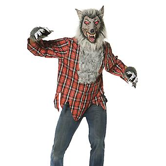 Vârcolac costum vârcolac costum Halloween Horror