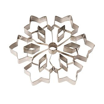 Eddingtons Ornate Snowflake cookie cutter
