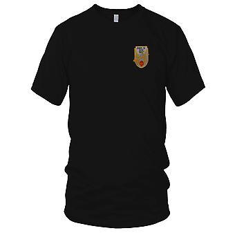 "VC NVA Award verdienste ""Goede Soldier"" Chien Di Gioi 1975 - Vietnamoorlog geborduurd Patch - Mens T Shirt"