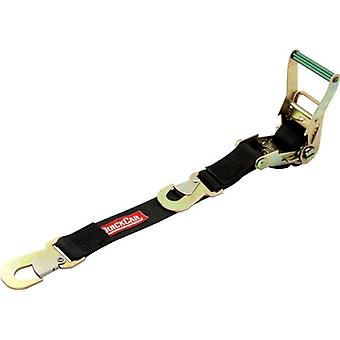 QuickCar Racing Products 64-253 Black 8' Long Tie Down Ratchet Strap