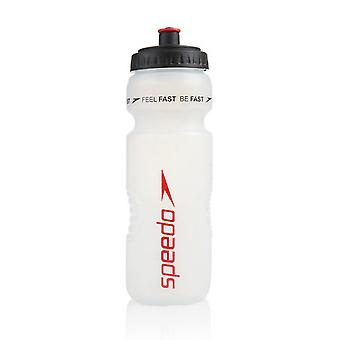 Speedo Water Bottle - 800ml - Red