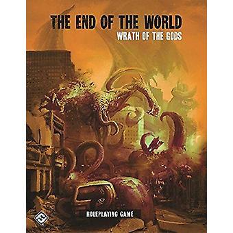 Enden af verdens vrede af guderne-bog
