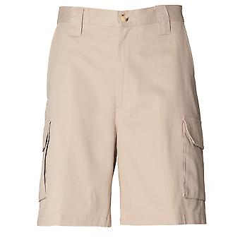 Henbury Mens Cargo Relax Fit Shorts