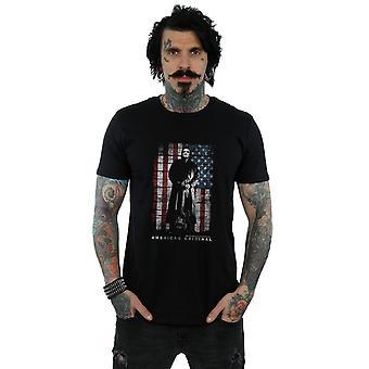 Johnny Cash Herren amerikanischen Original T-Shirt