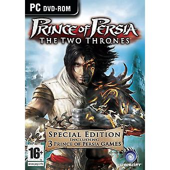 Prince of Persia The Two Thrones (PC DVD) - New