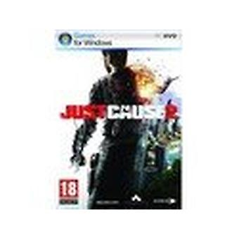 Just Cause [PC Game] - Factory Sealed