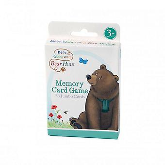 We're Going On a Bear Hunt Card Game Memory Game Age 3+