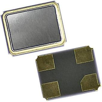 Qantek Quartz crystal QC3212.0000F12B12M SMD 4 12.0000 MHz 12 pF 3.2 mm 2.5 mm 0.8 mm 1 pc(s) Tape cut