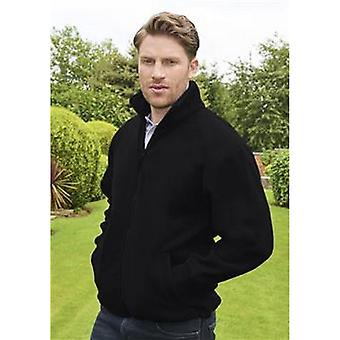 Absolute Bekleidung Herren Brumal Full Zip Fleece