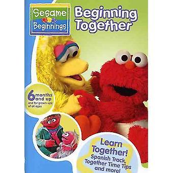 Beginning Together [DVD] USA import
