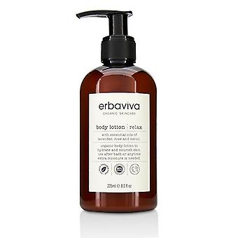 Erbaviva Relax Body Lotion - 235ml/8oz