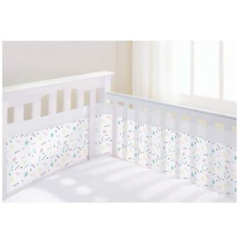 Breathable Baby Airflow 2 Sided Cot Liner