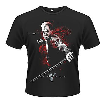 Camiseta de Floki ataque de vikingos