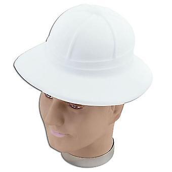 Safari Helmet White.
