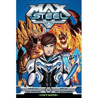 Max stål - skuddermudder - 3 - af Tom Pinchuk - Jan Wijngaard - 97814215572