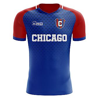 2020-2021 Chicago Away Concept Football Shirt - Kids