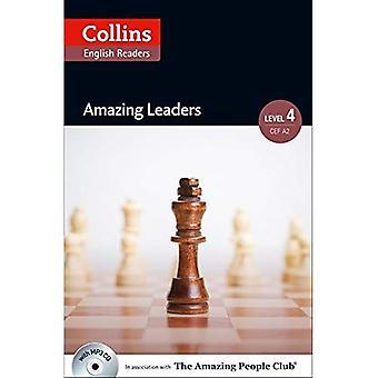 Fantastiska ledare: B2 (Collins fantastiska människor ELT läsare)