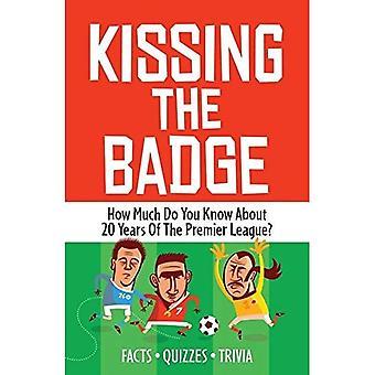 Kysser märket: hur mycket vet du om 20 år i Premier League?