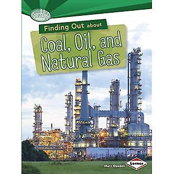 Recherche sur le charbon, pétrole et gaz naturel (projecteur livres quelles sont les Sources d'énergie?)