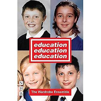 Uddannelse, undervisning, uddannelse