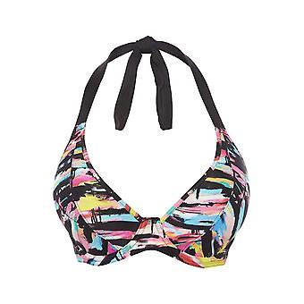 Freya Venice Beach As3765 Wp Underwired, Padded Halter Bikini Top